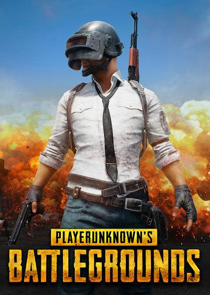 PlayersUnknown's Battlegrounds CD Key
