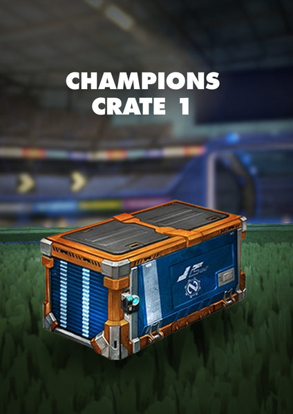 Champions Crate 1 - PS4