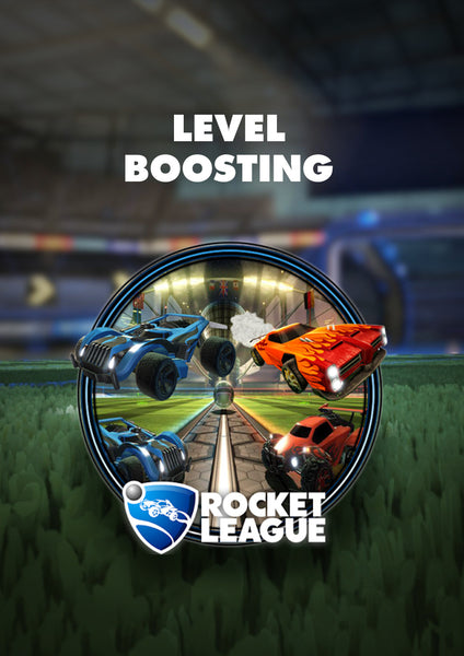 Rocket League Level Boosting - PS4