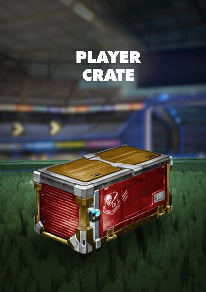 Player Crate - PS4
