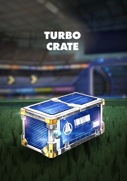 Turbo Crate - PS4
