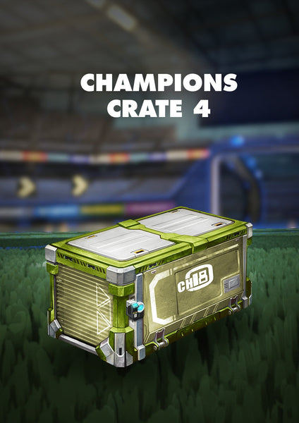 Champions Crate 4 - PC