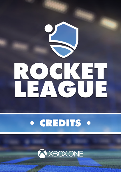 Rocket League Credits - Xbox One