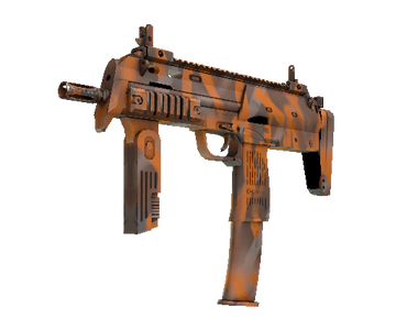 MP7 | Orange Peel