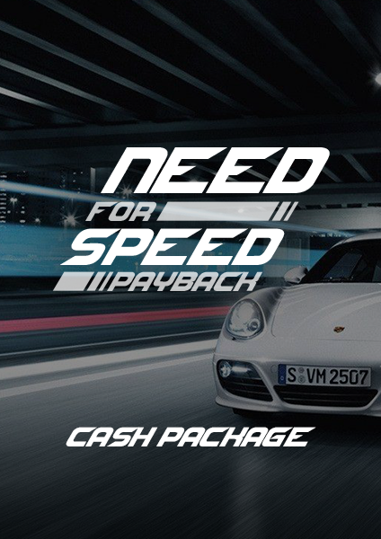 Need for Speed: Payback Cash Package