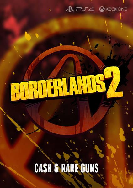 Buy Cash & Rare Guns DLC For Borderlands 2