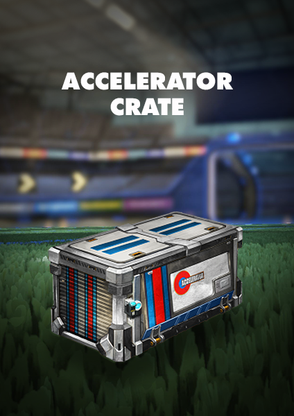 Accelerator Crate - PS4