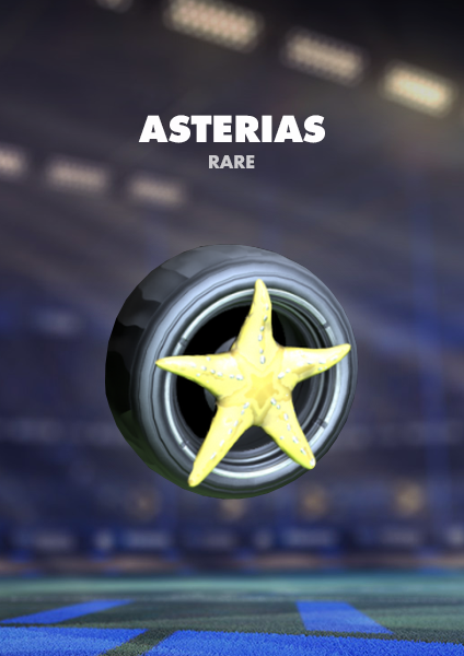 Asterias Wheels - PS4