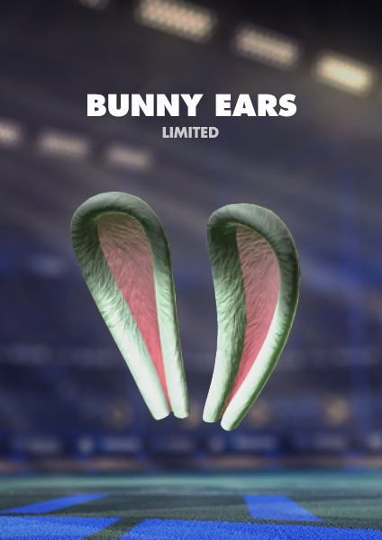 Bunny Ears Topper - PS4