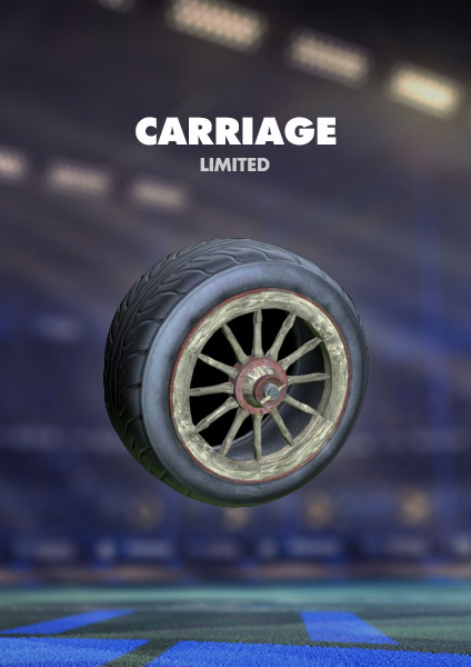 Carriage Wheels - Xbox One
