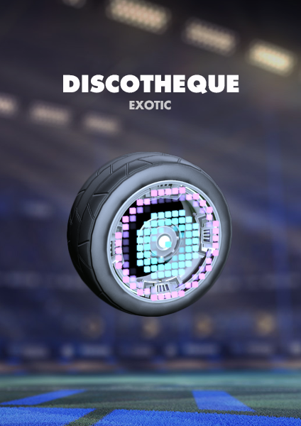 Discotheque Wheels - Xbox One