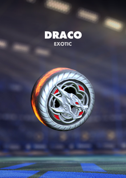 Draco Wheels - PS4