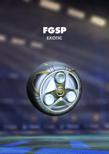 FGSP Wheels - PS4