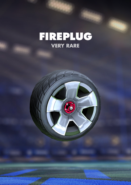 Fireplug Wheels - PS4
