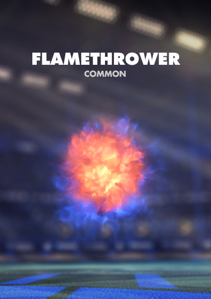 Flamethrower Boost - PS4