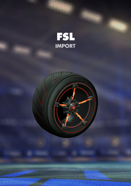 FSL Wheels - Xbox One