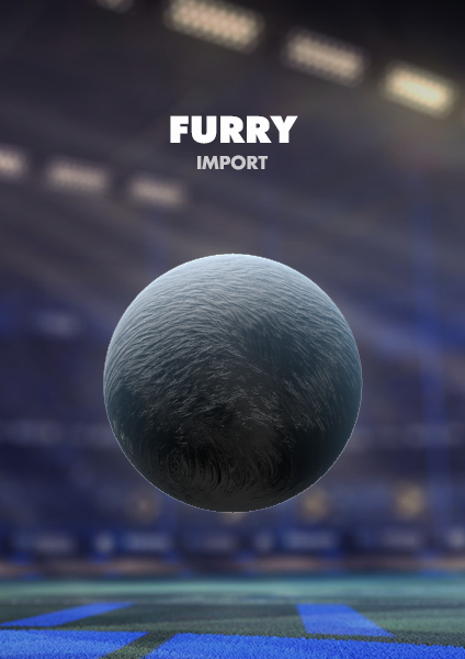 Furry Paint Finish - Xbox One