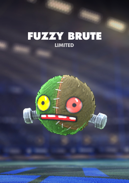 Fuzzy Brute Antenna - PS4