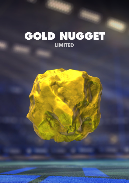 Gold Nugget Antenna - PS4