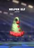Helper Elf Topper - PS4