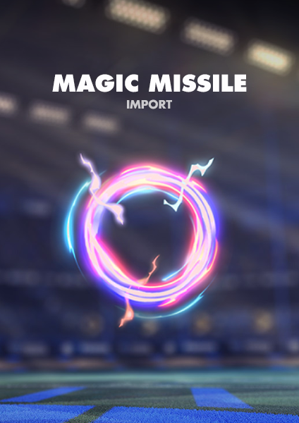 Magic Missile Boost - Xbox One