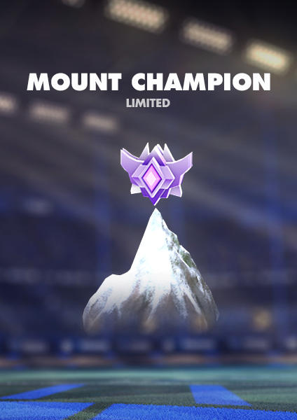 Mount Champion Topper - PS4
