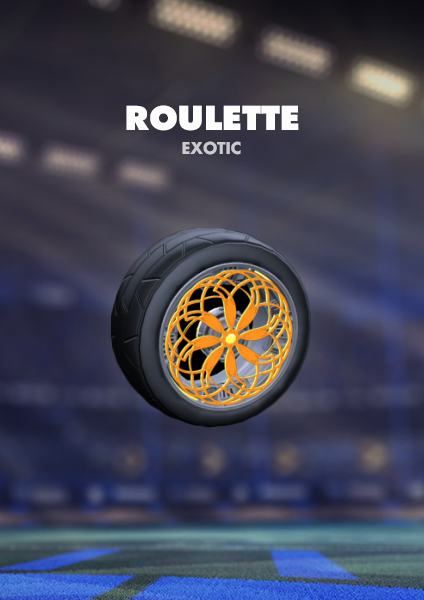 Roulette Wheels - PS4