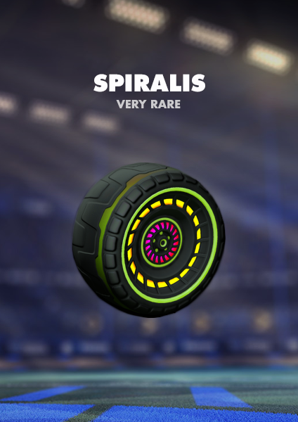 Spiralis Wheels - Xbox One