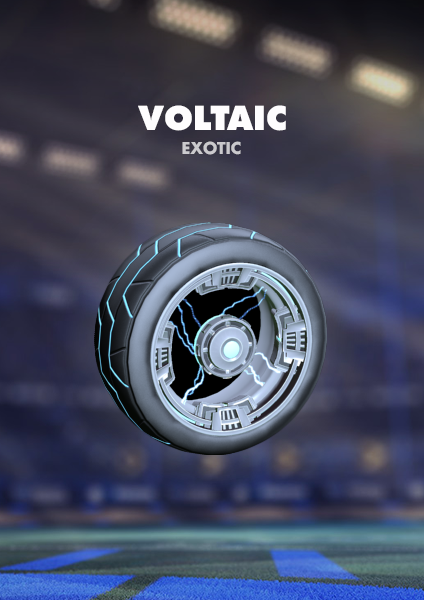 Voltaic Wheels - PS4