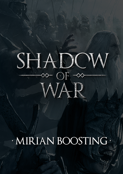 Buy Mirian For Middle Earth: Shadow of War