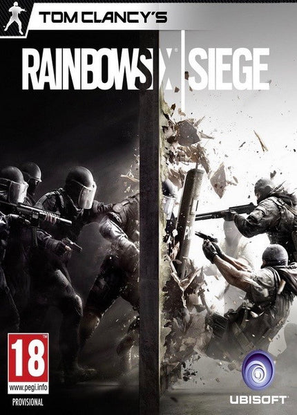 Tom Clancy's Rainbow Six: Siege (PC)