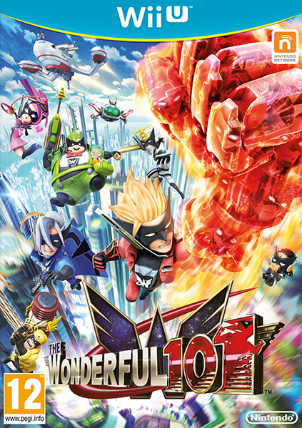 The Wonderful 101 (Nintendo Wii U)