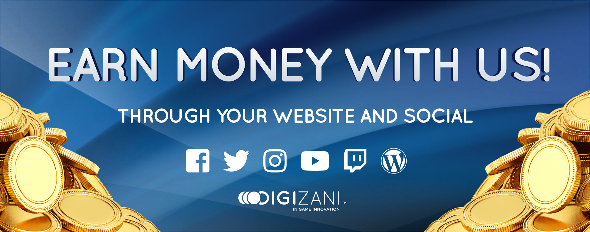 Earn money with us