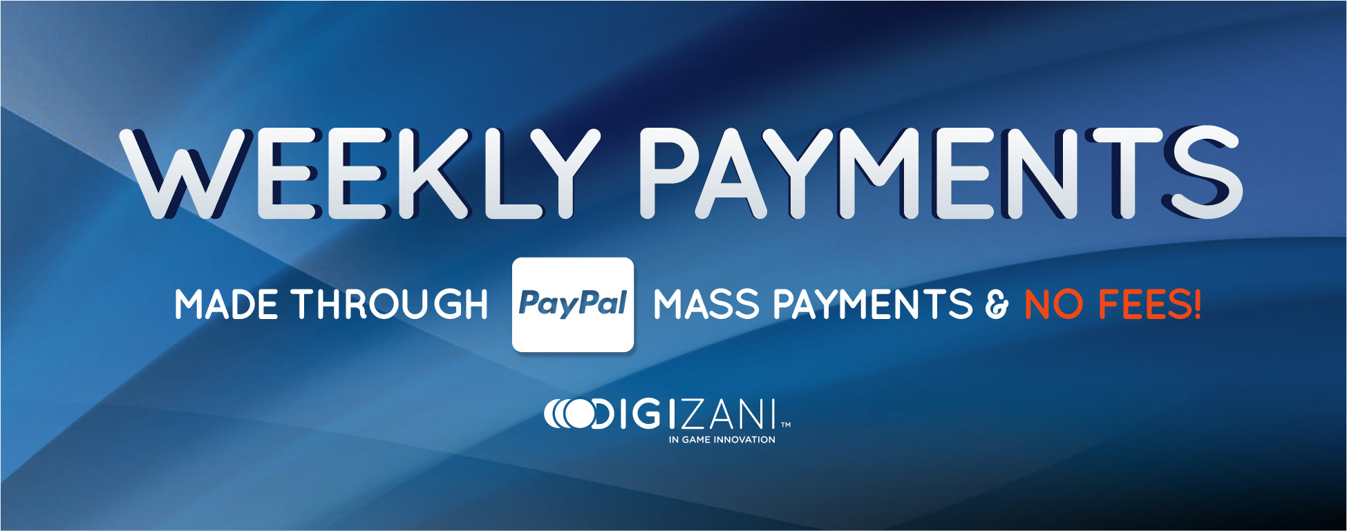 Weekly payments