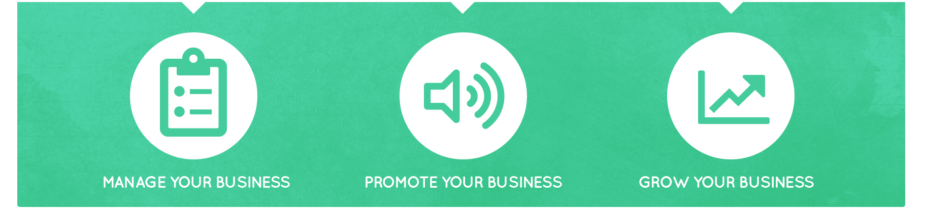 MANAGE YOUR BUSINESS, PROMOTE YOUR BUSINESS AND GROW YOUR BUSINESS