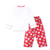 Chritmas Colors Night Suit - BownBee - Creating Special Moments