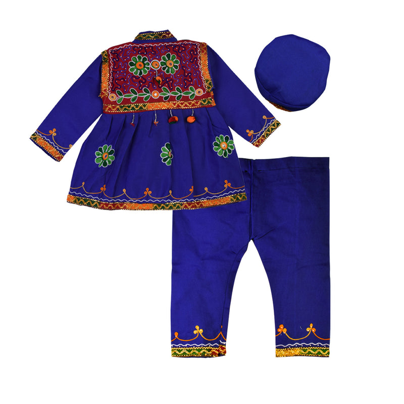 Traditional Dhoti Kurta (Kediya) Set