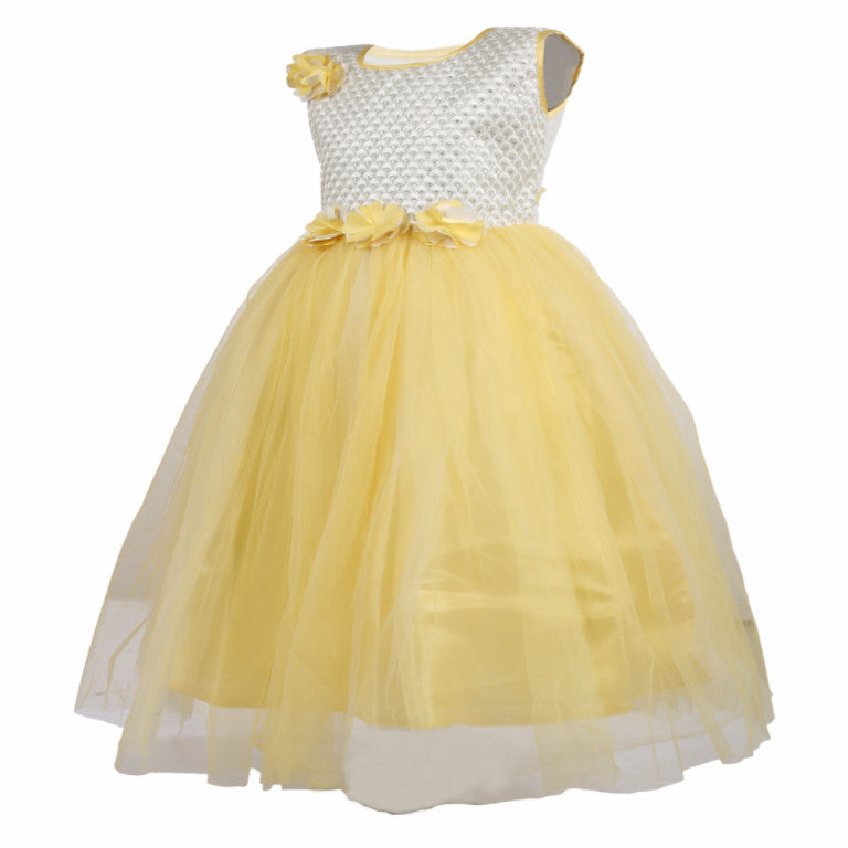 Sunshine Party Gown