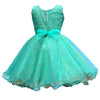 Princess Party Frock - Green