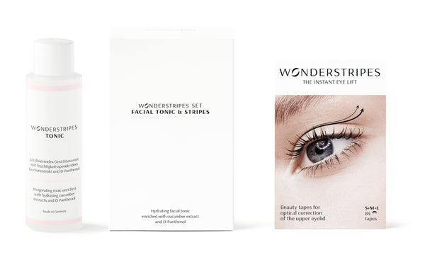 WONDERSTRIPES  Starter-Set