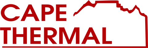 Cape Thermal Official Logo - Handheld Thermal Imaging Solutions