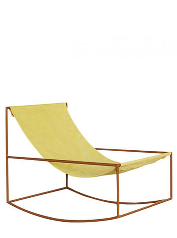 Rocking chair - Muller-Van Severen