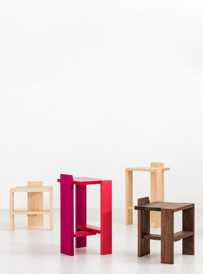 Six Plank Chair - Moca
