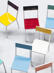 Alu chair - Muller-Van Severen