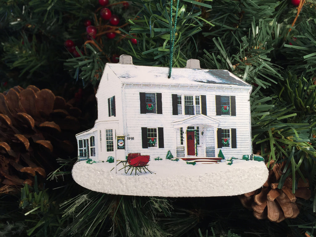 Barker House - Barker Ornaments