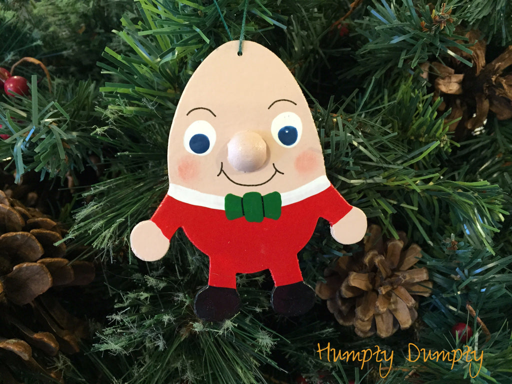 Humpty Dumpty - Barker Ornaments