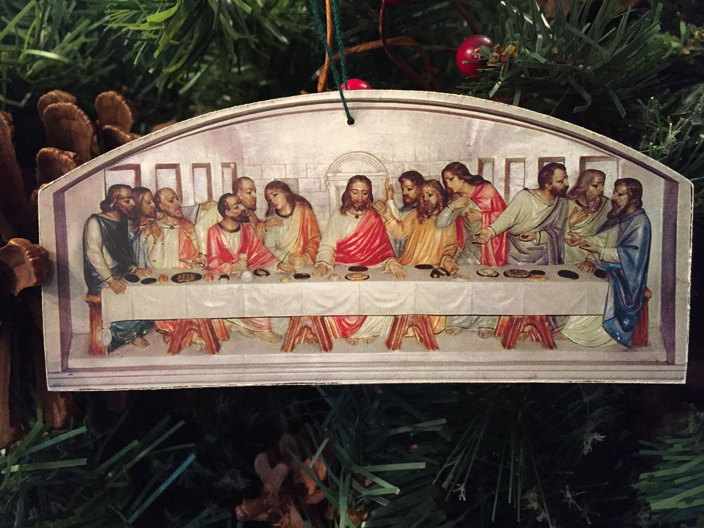 Last Supper - Barker Ornaments