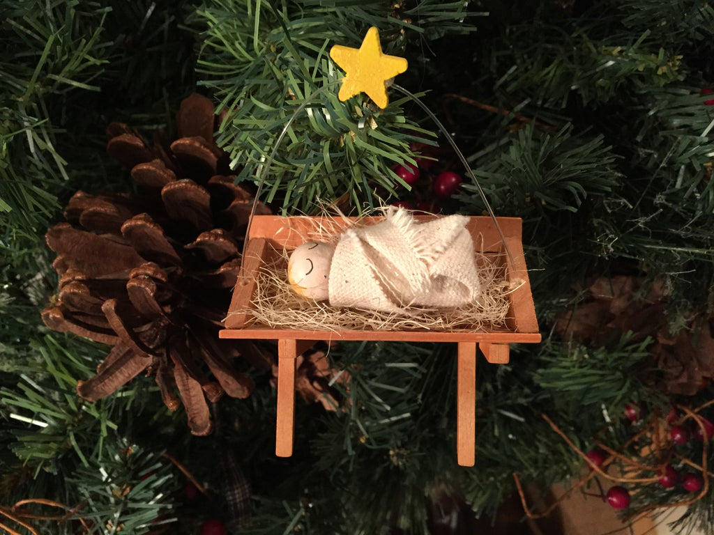 Baby Jesus - Barker Ornaments