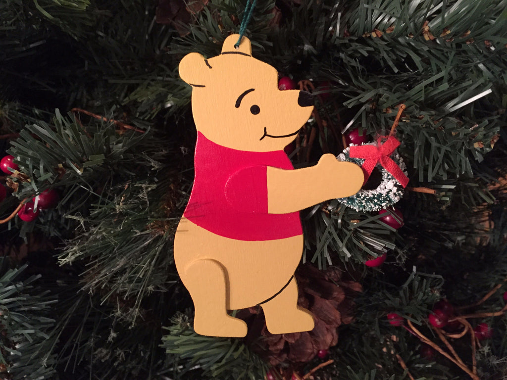 Bear with Wreath - Barker Ornaments