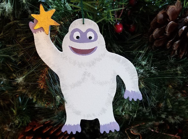 Yuletide Yeti - Barker Ornaments